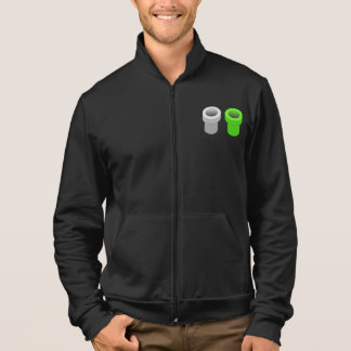 Isometric Pipes Mens Jacket
