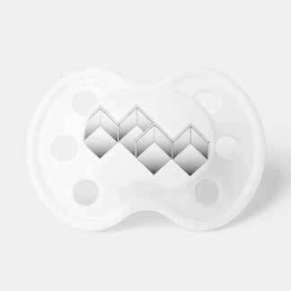 Isometry of space pacifier