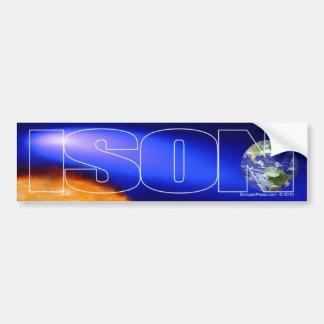 Ison Bumper Sticker