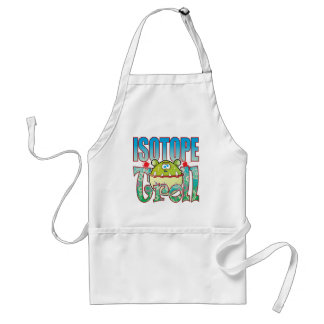 Isotope Troll Adult Apron