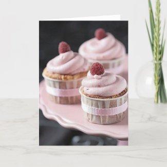 Ispahan Cupcakes card
