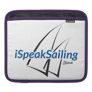 iSpeakSailing iPad Sleeve