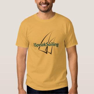 iSpeakSailing LAZY GUY Tshirts