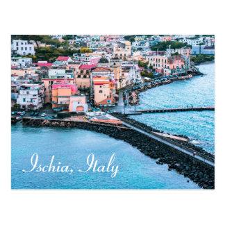 Isquiones, Italia - postal