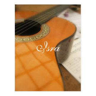 Isra Postcard