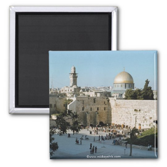 Israel 19 2 inch square magnet