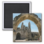 Israel 23 2 inch square magnet