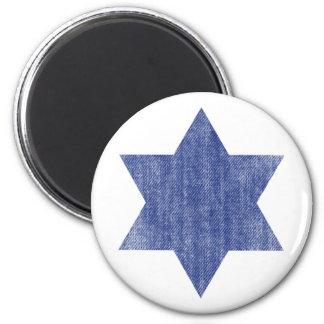 ISRAEL 2 INCH ROUND MAGNET