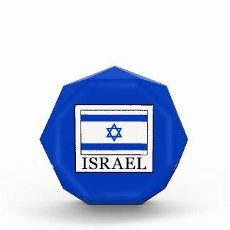 Israel Acrylic Award