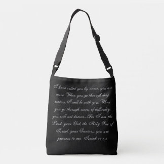 Israel Adjustable Tote Bag