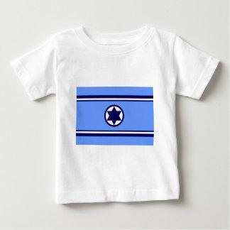 Israel Air Force, Israel flag Infant T-shirt