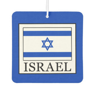 Israel Air Freshener