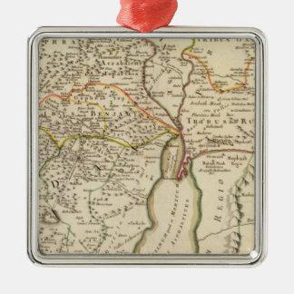 Israel and Palestine Ornament