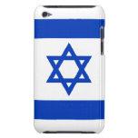 Israel - bandera israelí Case-Mate iPod touch funda