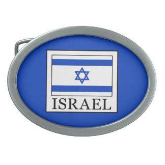 Israel Belt Buckle