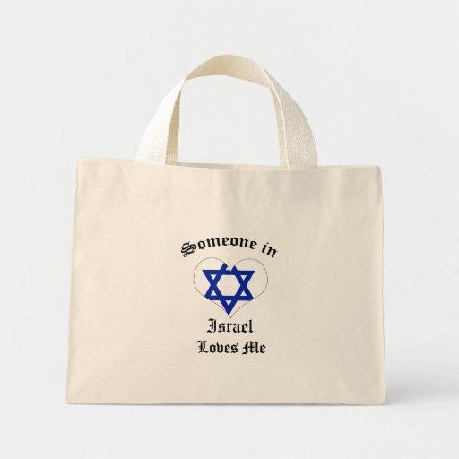 Israel Bolsa Tela Pequeña