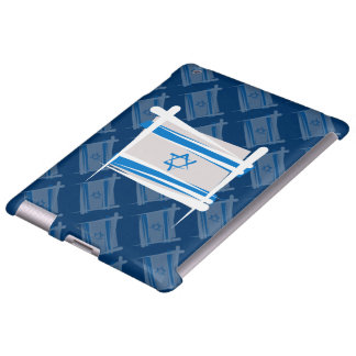 Israel Brush Flag