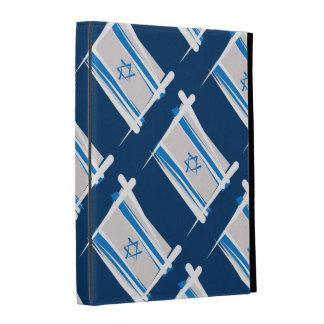 Israel Brush Flag iPad Cases