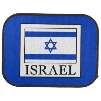 Israel Car Mat