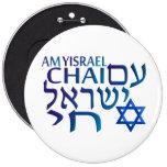 Israel Chai Pins