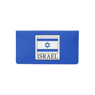 Israel Checkbook Cover