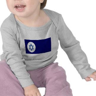 Israel Civil Ensign T-shirts
