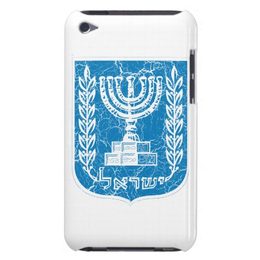 Israel Coat Of Arms Barely There iPod Cover