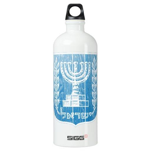Israel Coat Of Arms SIGG Traveler 1.0L Water Bottle
