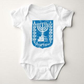 Israel Coat Of Arms Tee Shirt