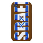 Israel Cover For iPhone 4