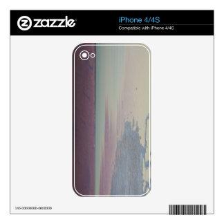 Israel, Dead Sea, Ein Bokek, Dead Sea, dusk Skin For The iPhone 4