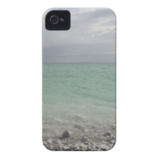 Israel, Dead Sea, seascape iPhone 4 Case-Mate Case
