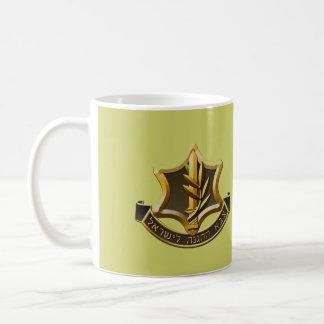 Israel Defense Forces Cap Coffee Mug