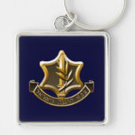 Israel Defense Forces Keychain