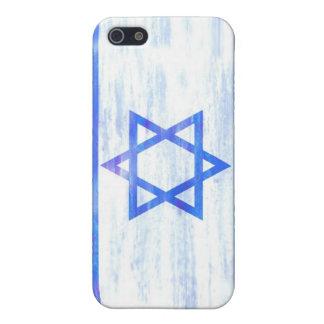 Israel distressed Israeli flag iPhone SE/5/5s Cover