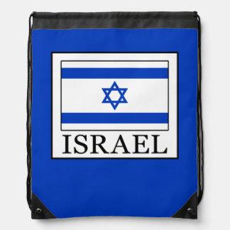 Israel Drawstring Backpack