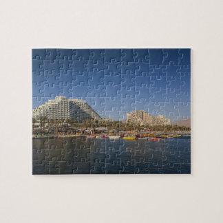 Israel, el Negev, Eilat, Mar Rojo frente al mar Puzzles Con Fotos