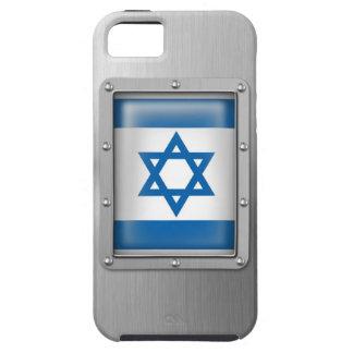 Israel en acero inoxidable funda para iPhone SE/5/5s