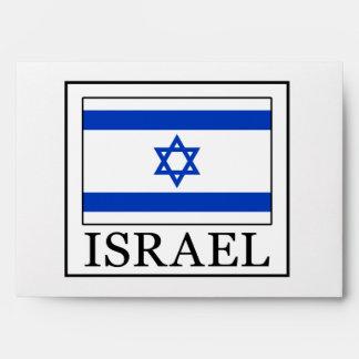 Israel Envelope
