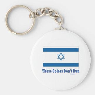 Israel estos colores no funciona con los regalos llavero redondo tipo pin