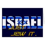 Israel Felicitacion
