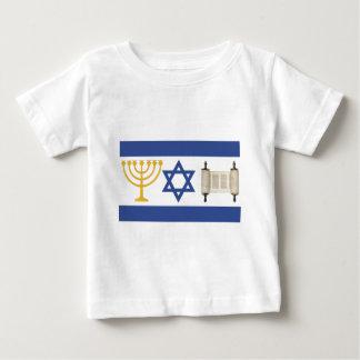 Israel Flag Baby T-Shirt