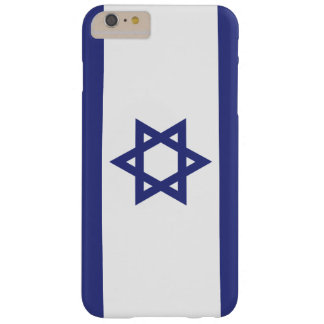 Israel Flag Barely There iPhone 6 Plus Case
