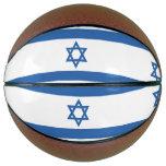 Israel Flag Basketball