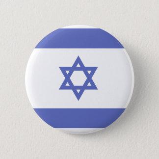 Israel Flag Button