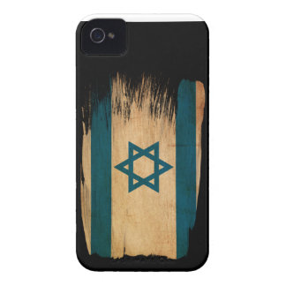 Israel Flag Case-Mate iPhone 4 Case