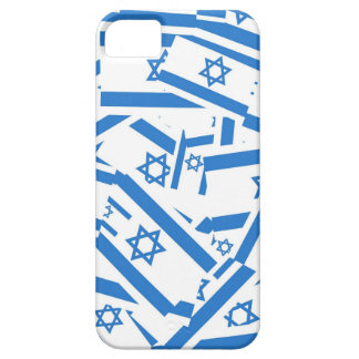 Israel Flag Collage iPhone 5 Covers