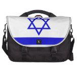 Israel Flag Computer Bag