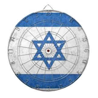 Israel Flag Dartboard