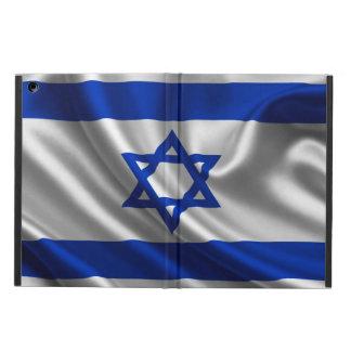 Israel Flag Fabric iPad Air Case